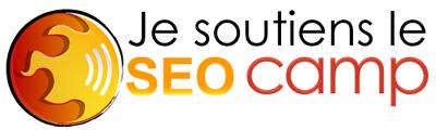 Asso SEO Camp : Logo de soutien