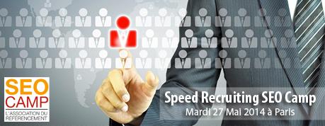 Speed Recruiting SEO Camp