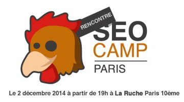 Rencontre SEO Paris