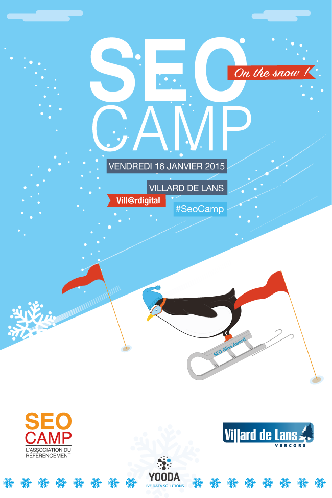 seo camp on the snow