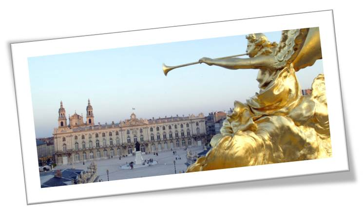 Nancy place Stanislas SEO CAMPUS Lorraine