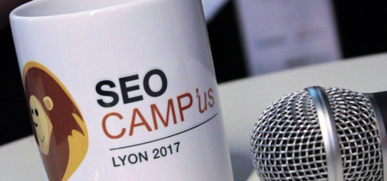 Les slides du SEO Camp'us Lyon 2017