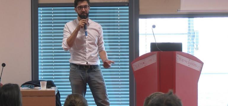 SEO Camp Lyon 2019 : interview de Patrick Valibus, lead organisateur