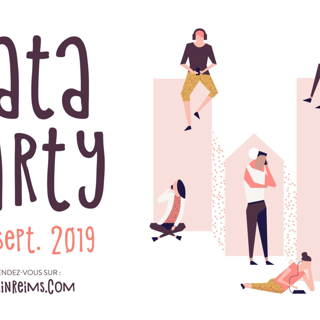 Data Party Web In Reims