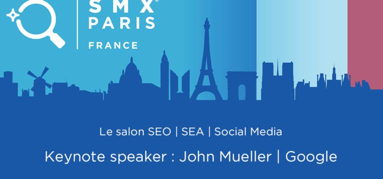 Participez au SMX Paris les 18 & 19 Novembre prochains