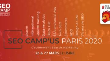 SEO Campus Paris 2020