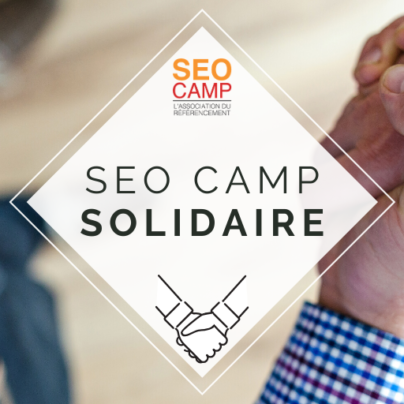 SEO Camp Solidaire