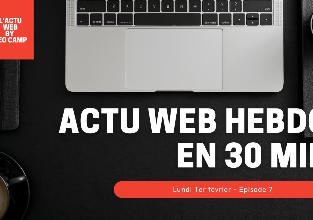 Actu web