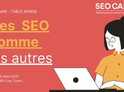 table ronde Femmes SEO